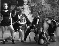 LightBody dance performance