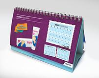 Vitamaks Desk Calendar