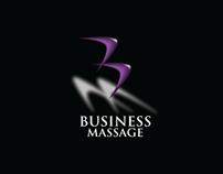 Business Massage Logo