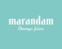 Marandam Orange Juice