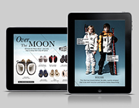 A+A Interactive Winter Lookbook   Digital Publishing