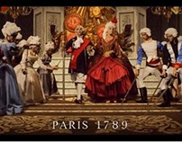 Les Flammes de Paris 1789 (Flames of Paris)