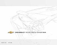 Chevrolet Minivan Interior Concept 2025