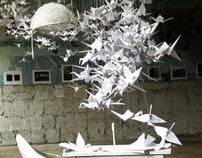 Geometry Of Ideas (art installation)