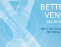 Better Venous Care Ad