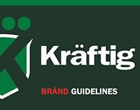Kräftig Brand Guidelines