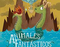 """""""Animales Fantásticos y dónde encontrarlos"""""""