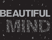 Poster - A Beautiful Mind (2012)