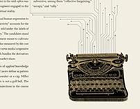 Monocle Magazine Publication Design
