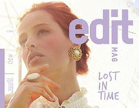 #Edit Magazine - Lost In Time