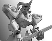 Guitar Robot