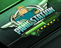Panic Station - GUI Design