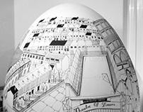 The Lindt Big Egg Hunt 2013