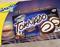 Afiche Tornado de D'onofrio