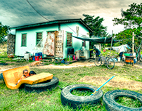 BELIZE - LIFE IN THE DISTRICT 2013