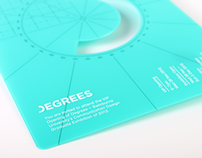 Degrees Graduate Exhibition Collateral