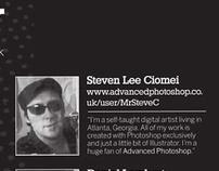 Advanced Photoshop Mag