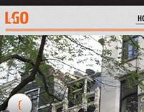 lgo Web design home