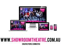 Showroom Theatre Website