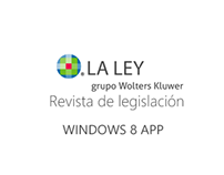 LA LEY - Windows 8 app