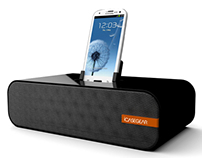 Speaker Dock for Samsung Galaxy S3
