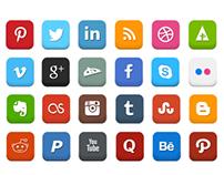 Social Media Set 1