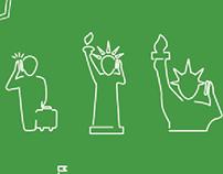 Megafon icons