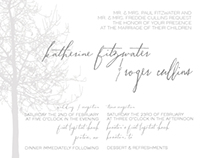 Fitzwater-Cullins Wedding