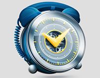 Visualized logo for social alarm service — Budist.ru