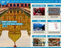 Travel-Logs Website