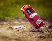 Toy's crash