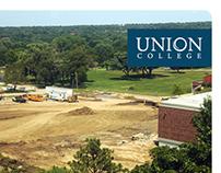 2012 Stewardship Brochure for Union College.
