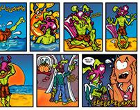 The Other Sun Comics