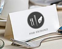 Food Exchange : Brand Identity
