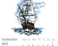 Atila's calendar