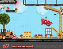 Kellogg's Corn Pops web site