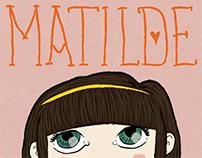 Matilde by Roald Dahl