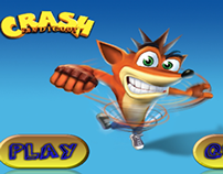 Crash Extreme - Crash Bandicoot Game