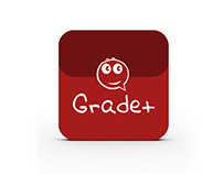 Grade+ | Mobile Application design