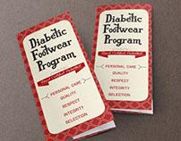 Advance Diabetic Shoes // brochure