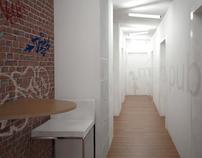 PR firm interior design