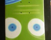 """SkateBoard"" - Acrylic and posca"