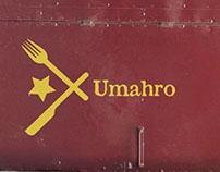 Branding for Umahro /food & health revolution