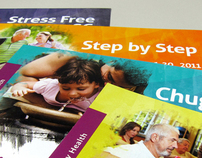 Employee Wellness Program Collateral Rebrand