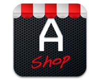 ADMiN.WEB add-on shop icon for iPad