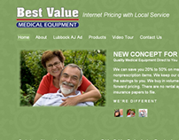 Best Value Medical Equipment Website (2011)