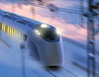 Linjen – The Scandinavian High-Speed Rail