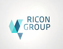 RICON Group — Motion Logo