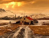 Roads roads... Icelandic roads