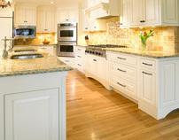 Kitchen in Newton, Massachusetts